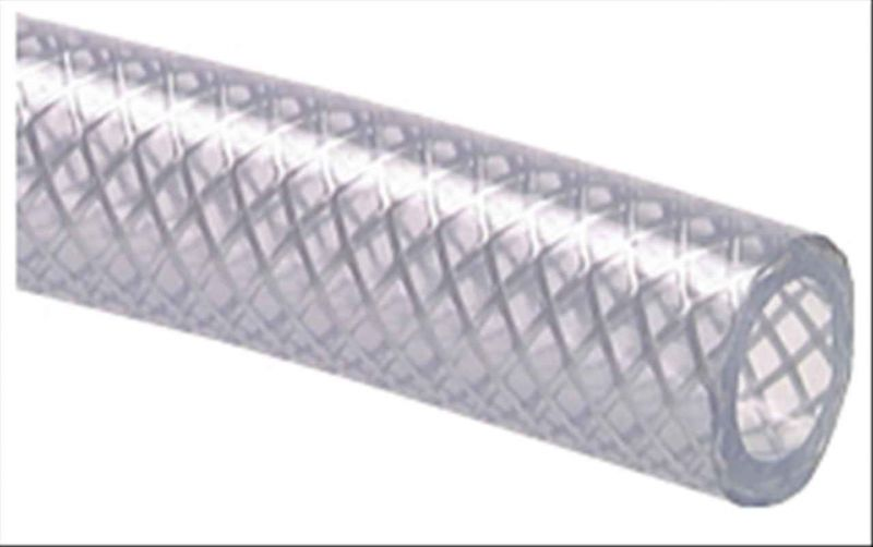 pvc gewebeschlauch 25 mm 1 x 30 mm transparent 3 50 euro. Black Bedroom Furniture Sets. Home Design Ideas