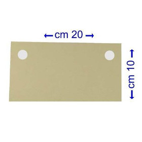 Filter Pads 10 x 20 cm 10 µm   Set